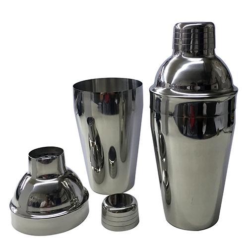 Coqueteleira em Inox 550 ml