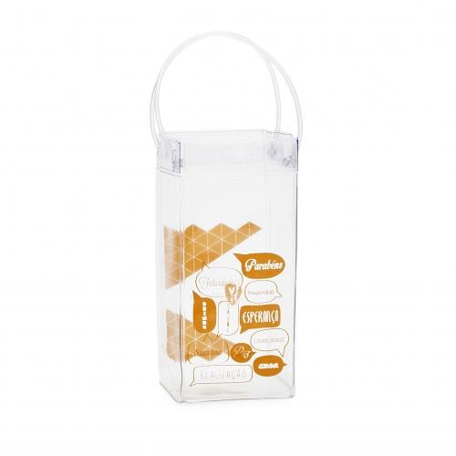 Ice Bag Personalizada com Alça de Mão