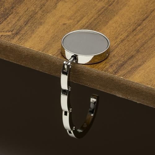 Porta Bolsa Metal Personalizado