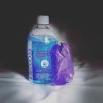 Chaveiro Sachê para Álcool Gel Personalizado