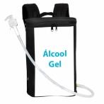Mochila Personalizada para Álcool Gel