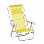 Cadeira de Praia Dobrável Personalizada